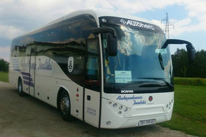 The first CROBUS ZORA buses delivered to AUTOHERC d.o.o. of Metković