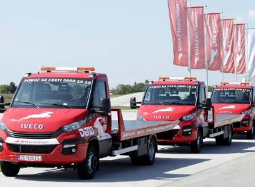 ORYX Assistance invests in 20 new roadside assistance trucks